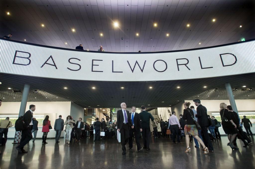 Baselworld Inauguración 2014