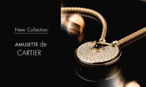 «Amulette» de Cartier, joyas talismanes