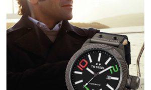 TW Steel y el modelo CEO Canteen Automatic Dario Franchitti