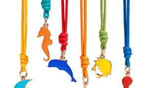 Nuevos colgantes marinos Dodo, una explosión de color