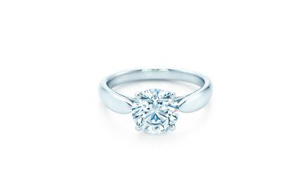 el precio de un anillo solitario