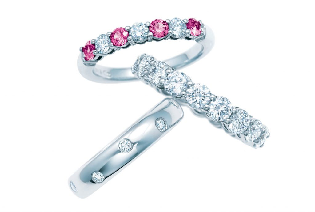 Alianzas de Boda Tiffany-Celebration®