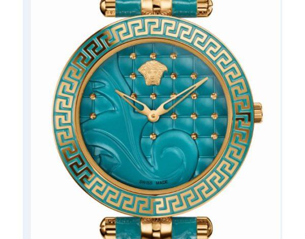 Nuevo reloj Versace Vanitas Turquoise