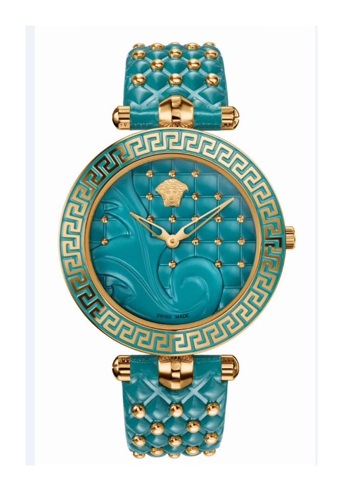 Reloj Versace Vanitas Turquoise
