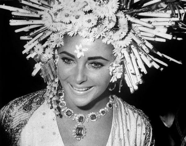 Bulgari exhibe las joyas de Elizabeth Taylor