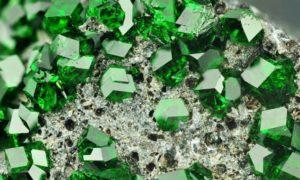 La esmeralda, piedra natal de Mayo
