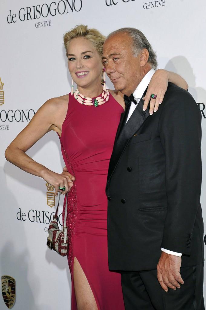 DeGrisogono-SharonStone-Cannes