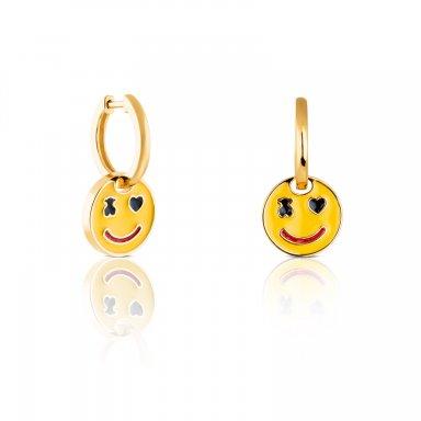 Pendientes-Smile-vermeil-esmalte-79euros