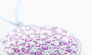 Montana Sapphires de Tiffany, una colección caleidoscópica