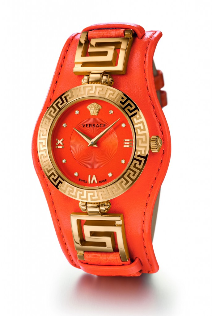 Reloj VERSACE V-SIGNATURE_orange