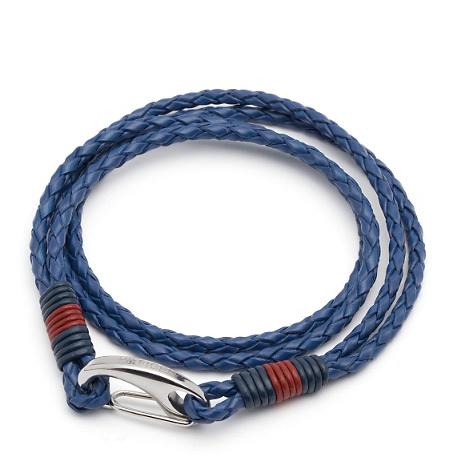 pulsera-hilfiger-piel-azul