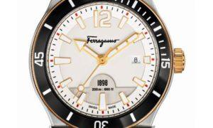 Ferragamo 1989 Sport, el nuevo reloj sumergible para él