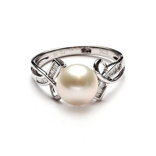 Elegir un anillo con perla