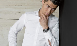 Cristiano Ronaldo, nuevo embajador TAG Heuer