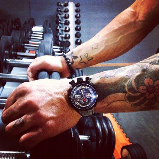 el mantenimiento de tu reloj