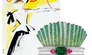 Archi Dior joyas de alta costura de Dior