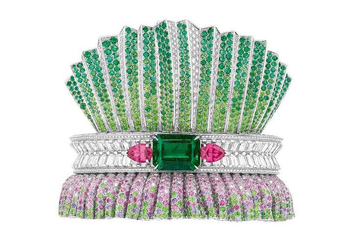 Brazalete Archi Dior alta joyería Dior