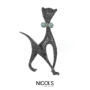 Las joyas Nicol's Black Diamonds