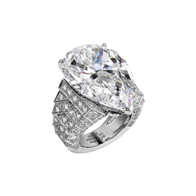 Janet Isherwood Rings