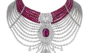 Joyas Cartier para la Biennale: Royal Collection
