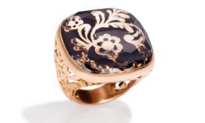 Las joyas Victoria de Pomellato se rinden a la tendencia del Otoño