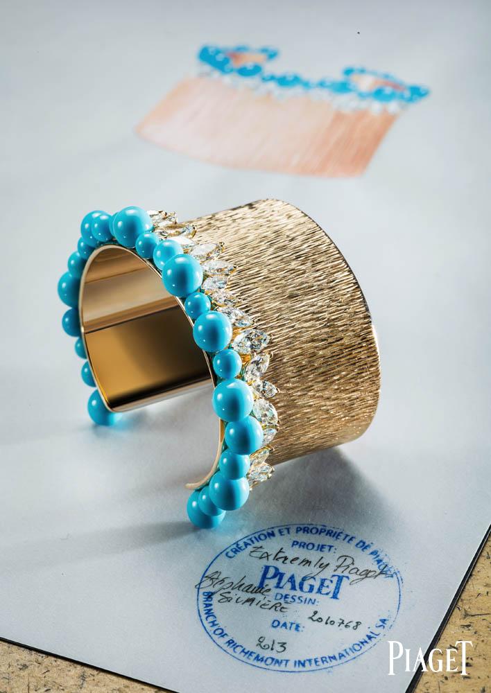 brazalete-extremely-piaget-ororosa-conperlasturquesa-diamantesmarquesa