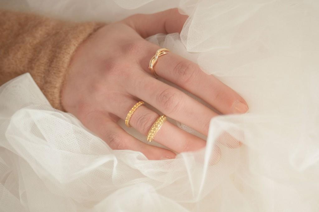 Novia diseños anillos Aristocrazy