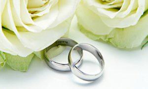 Alianza de boda: encontrar una alianza con diamantes