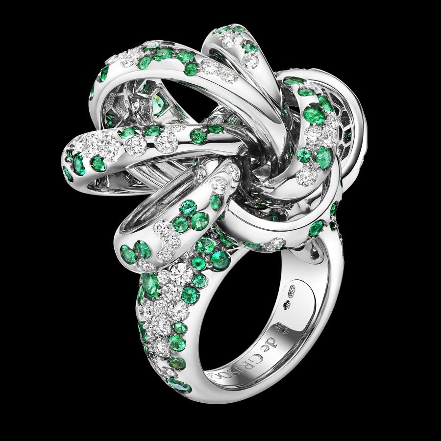 c68bca9e6649 Anillo con esmeralda  ¿cómo elegir un anillo de esmeraldas ...