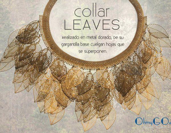 El Collar Leaves de OhmyGOd