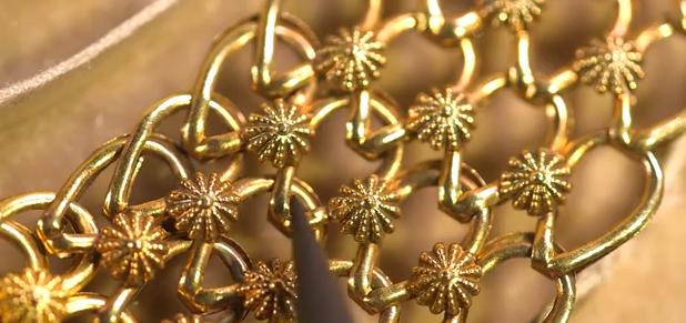 Joyas en oro y amatistas antigüas de Van Cleef & Arpels