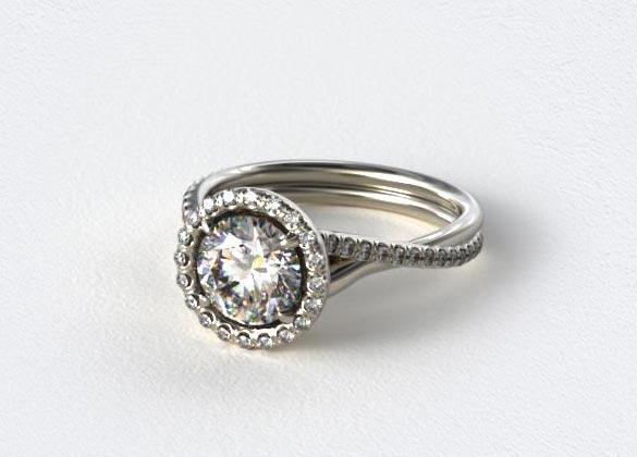 comprar un solitario con diamantes anillocompromiso-jamesallen