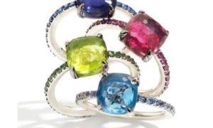 Baby, los anillos Pomellato ideales para una boda