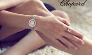 Chopard y su campaña de joyas Happy Diamonds