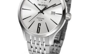 El reloj TW Steel Slim llega ahora en «full metal»
