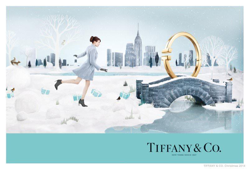 regalos de joyas para Navidad TiffanyT-Navidad