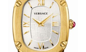Reloj Versace Couture, feminidad extrema