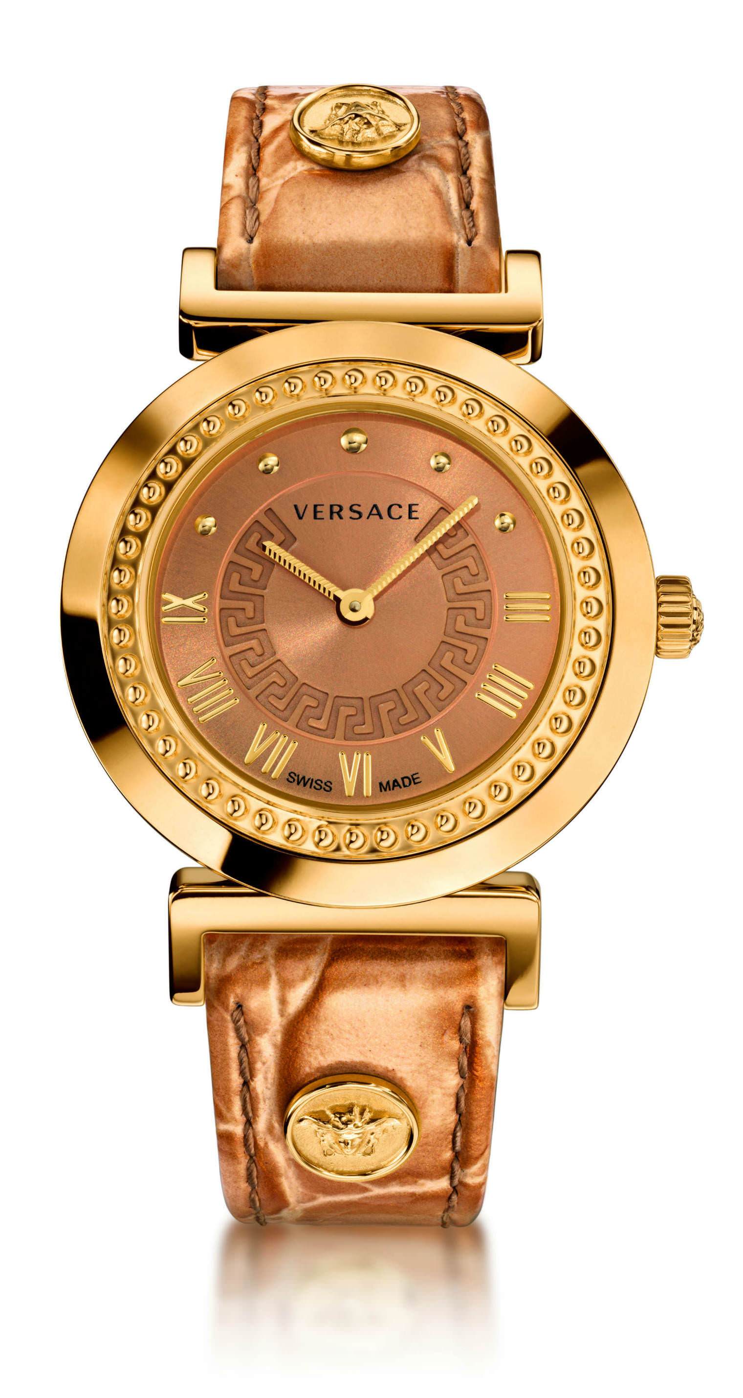 Reloj Versace Vanity Total Gold
