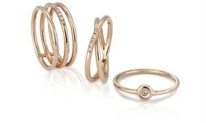 ¿Por qué elegir un anillo de compromiso en oro rosa?