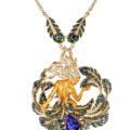 El colgante Winged Beauty de Magerit, una pieza única