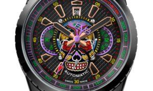 Relojes Bomberg Skull en edición limitada