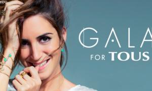 La nueva colección de joyas Tous diseñadas por la blogger Gala