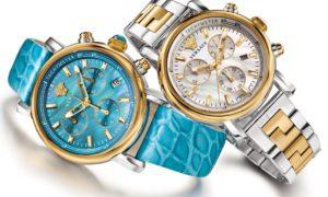 Relojes Day Glam de Versace, relojes deportivos para ellas