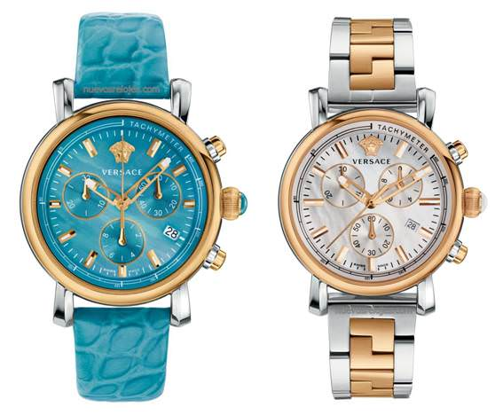 Relojes Versace Day Glam