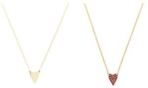 Las joyas solidarias de Jessica Alba para San Valentín