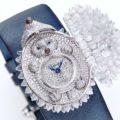 El reloj joya Erizo de Chopard, ¡precioso!