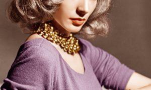 La colección de joyas de Lauren Bacall a subasta