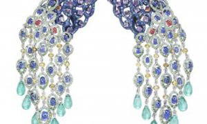 Alta joyería Chopard en la Semana de la Alta Costura en París
