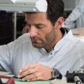 El piloto Mark Webber, embajador de lujo de alta relojería Chopard