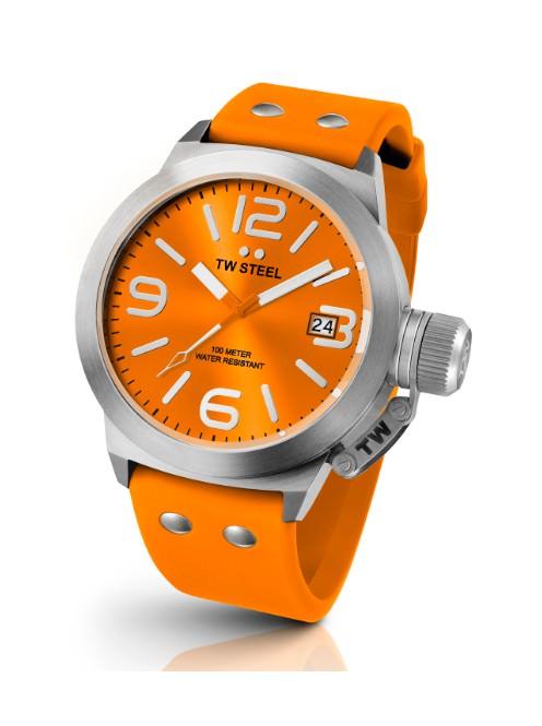 Reloj TW Steel Canteen Fashion orange
